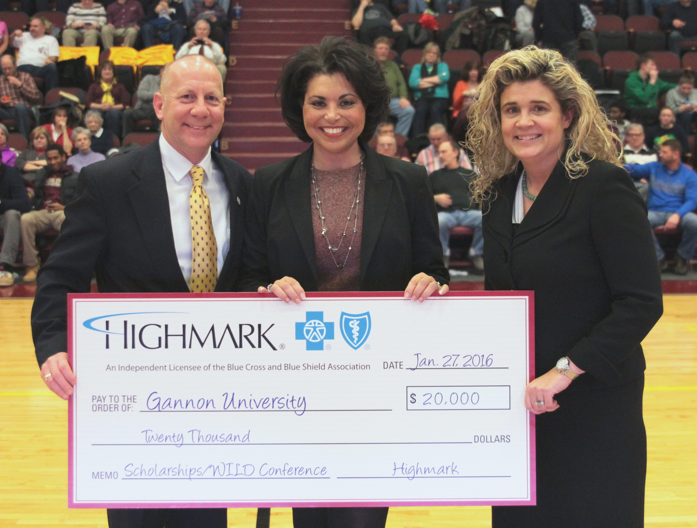 Highmark Check Presentation